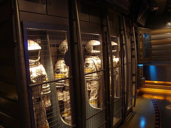 EPCOT - Mission: SPACE