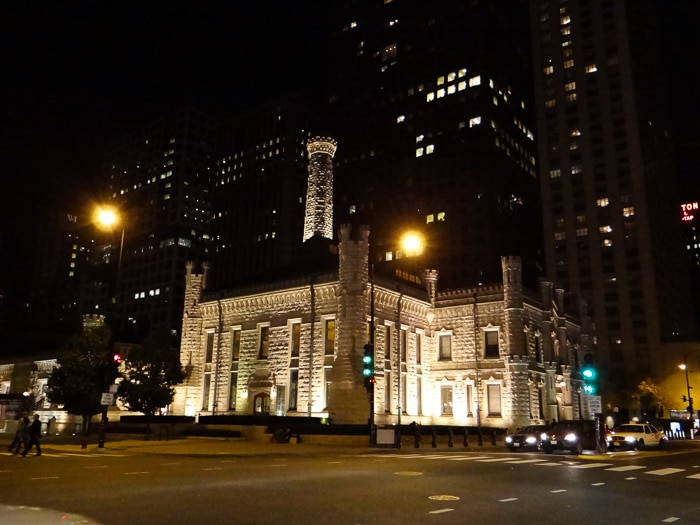 Chicago Water Tower (2)