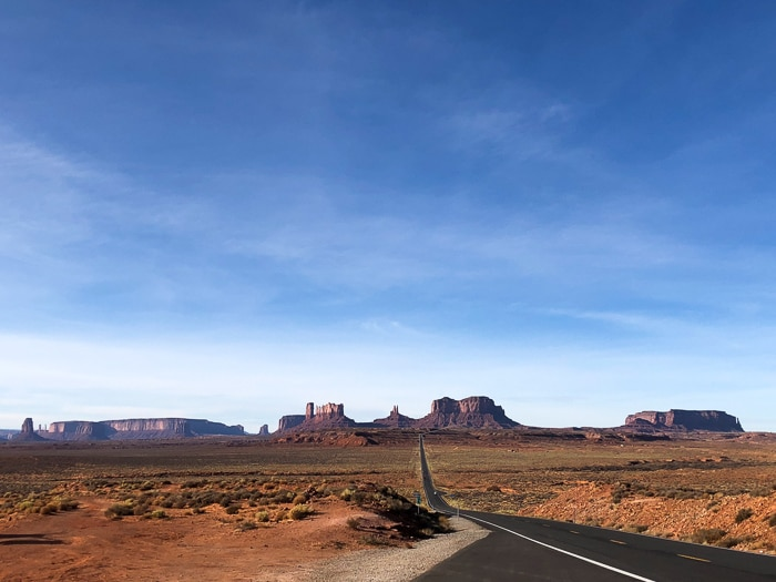 Forrest Gump Point Panorama