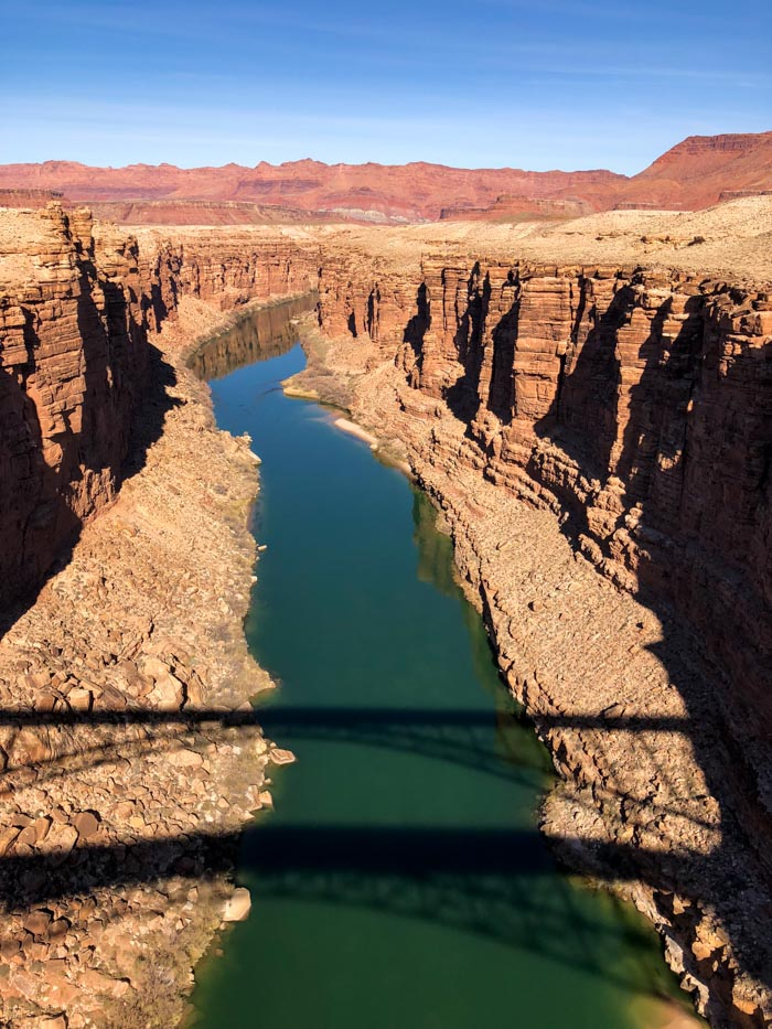 Marble Canyon e Navajo Bridge