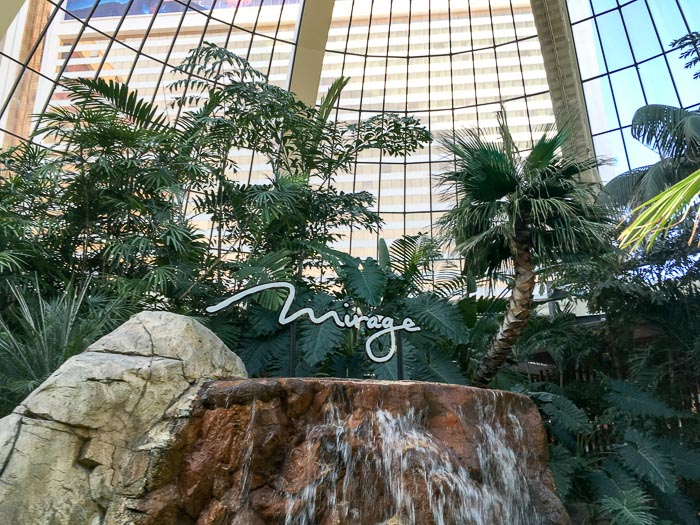 Hotel The Mirage