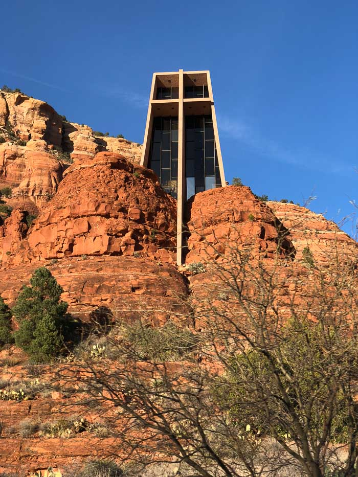 Chapel of the Holy Cross - Sedona