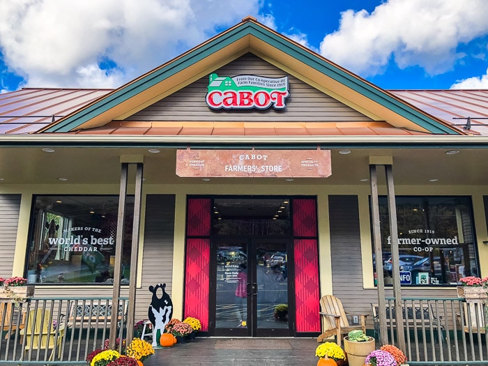 Cabot Cheese Vermont