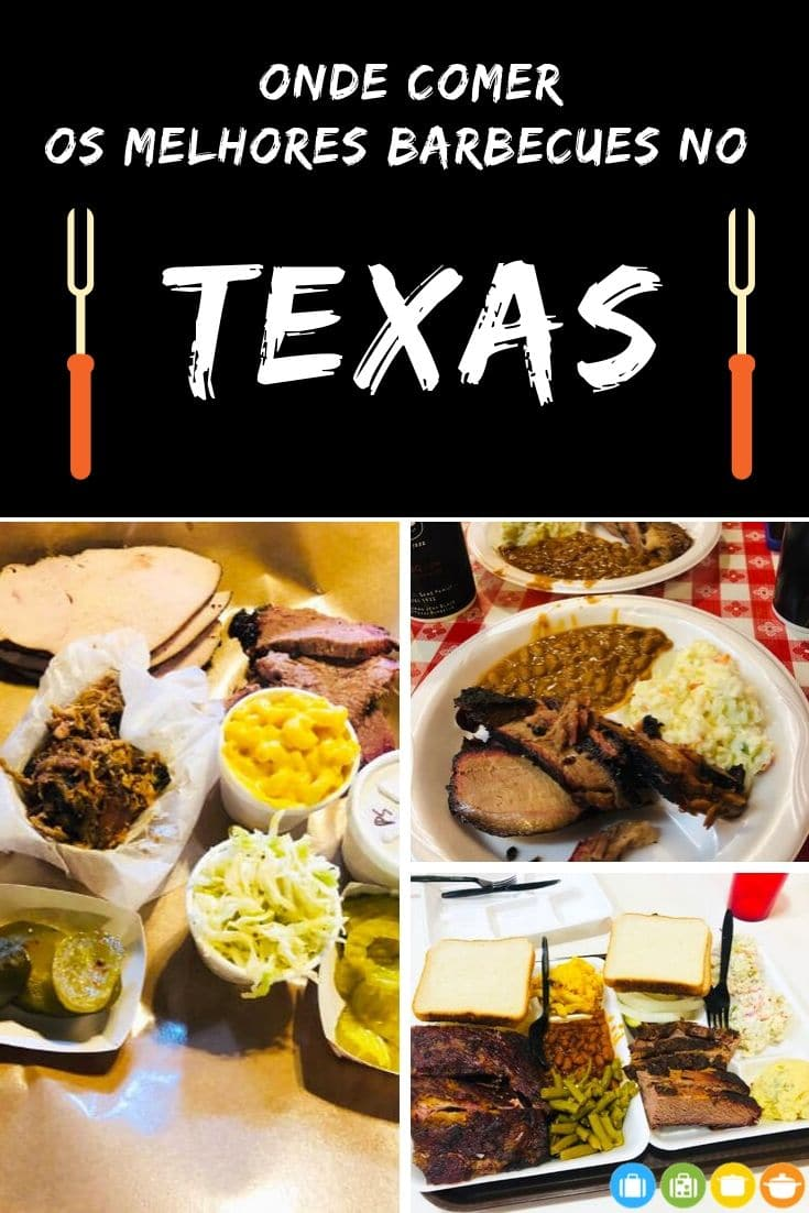 onde comer no texas