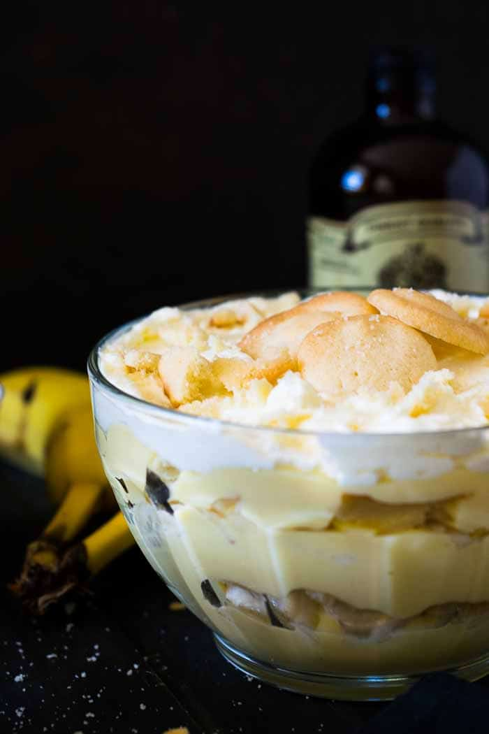 Receita de Banana Pudding