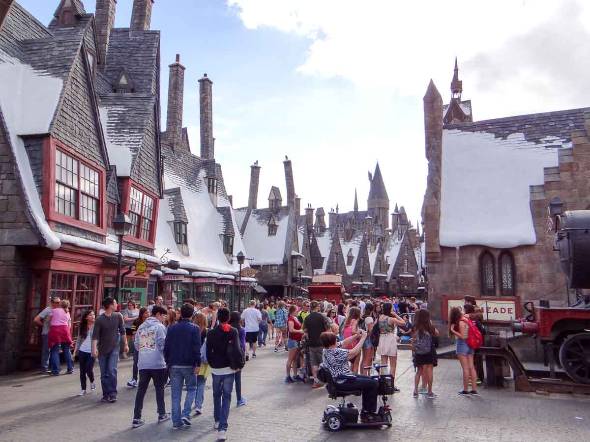 Harry Potter no Universal Orlando Resort