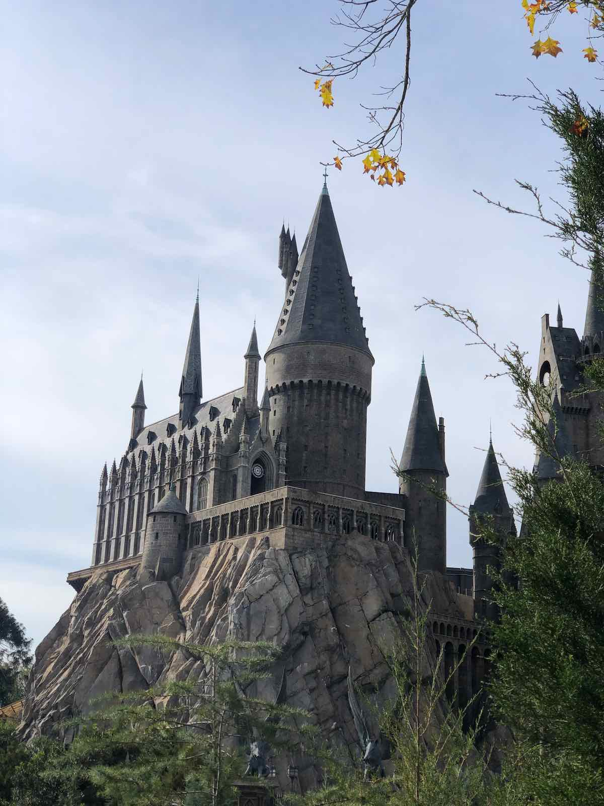 Castelo de Hogwarts Universal's Islands of Adventure