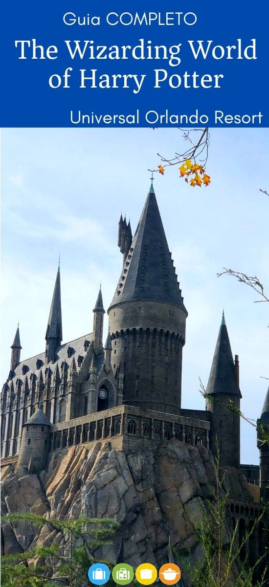 guia harry potter universal florida