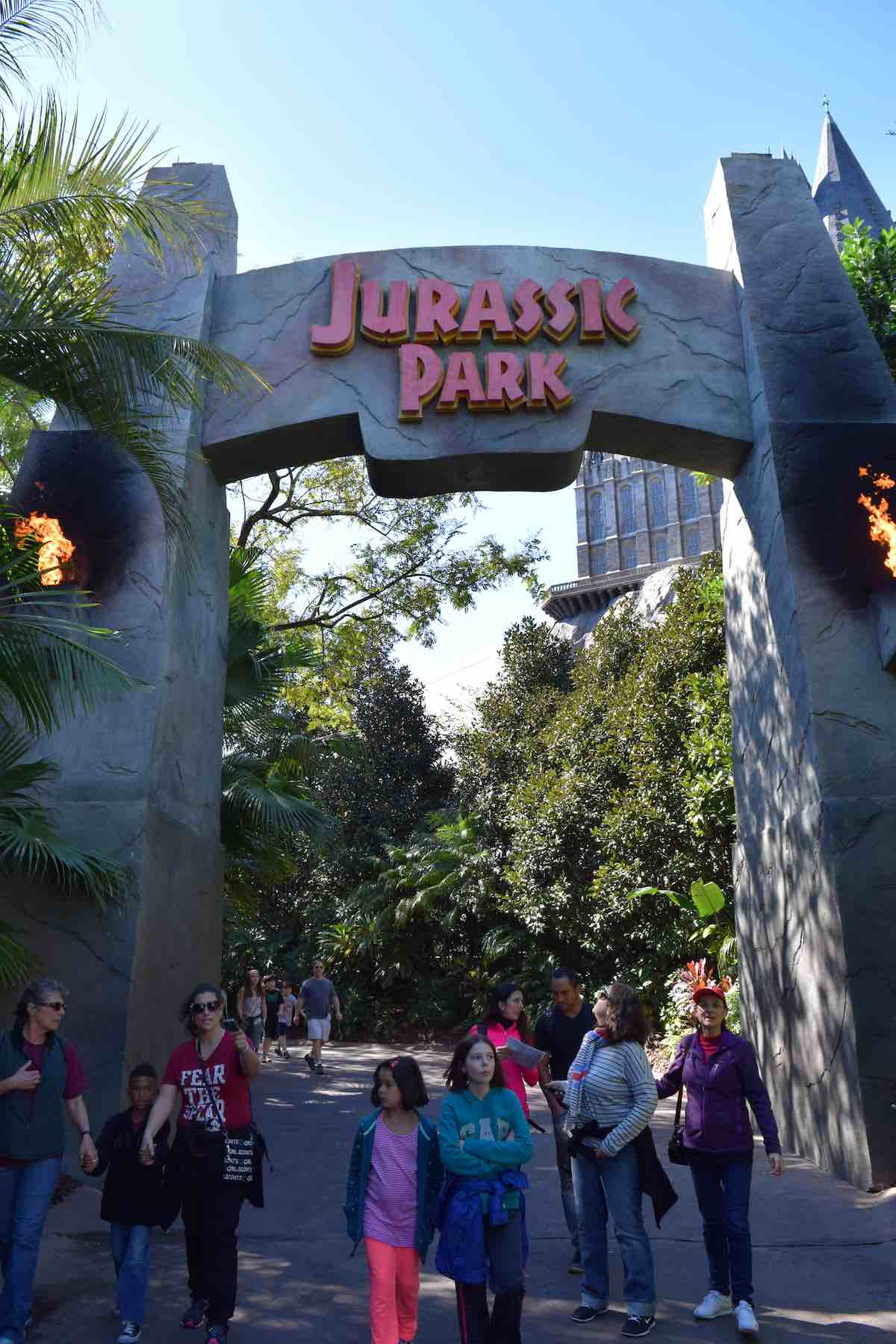 Portal Jurassic Park Islands of Adventure